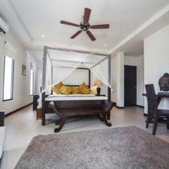 Отель Villa Ploi Attitaya комната для гостей фото 4