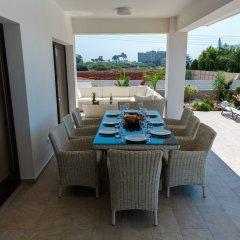 Отель Villa Andriana балкон