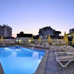 Ali Unal Apart Otel Турция, Аланья - отзывы, цены и фото номеров - забронировать отель Ali Unal Apart Otel онлайн бассейн