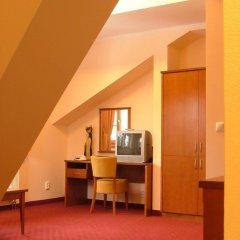 Отель Vitkova Hora Чехия, Карловы Вары - 1 отзыв об отеле, цены и фото номеров - забронировать отель Vitkova Hora онлайн удобства в номере фото 2