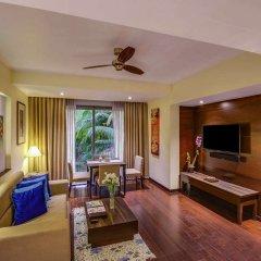 Отель Novotel Goa Resort and Spa Индия, Гоа - отзывы, цены и фото номеров - забронировать отель Novotel Goa Resort and Spa онлайн комната для гостей фото 3