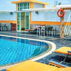 Отель City Garden By Mypattayastay бассейн фото 2