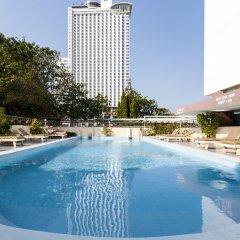 Nha Trang Lodge Hotel Нячанг бассейн