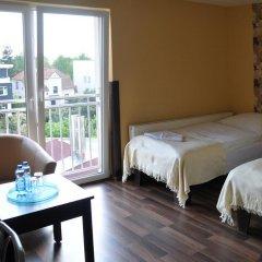 Отель Villavida Польша, Познань - отзывы, цены и фото номеров - забронировать отель Villavida онлайн комната для гостей фото 3