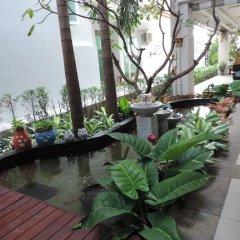Отель The Garden Living