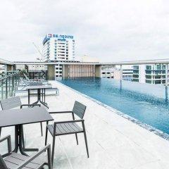 Отель Cetus Residence By Favstay бассейн