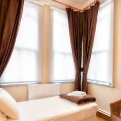 Educa Suites Balat Турция, Стамбул - 1 отзыв об отеле, цены и фото номеров - забронировать отель Educa Suites Balat онлайн ванная фото 2