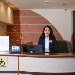 Отель Sary Arka Павлодар интерьер отеля фото 3