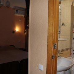 Гостиница Каштан ванная