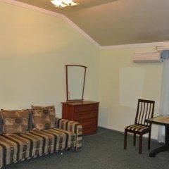 Гостиница Акрополь комната для гостей фото 3