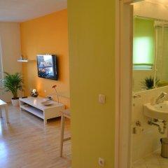 Апартаменты Apartments Flores комната для гостей фото 3