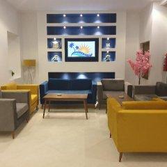 Отель Djerba Saray Тунис, Мидун - отзывы, цены и фото номеров - забронировать отель Djerba Saray онлайн интерьер отеля фото 3