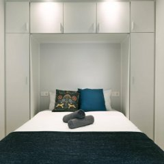 Отель Off Beat Guesthouse комната для гостей фото 4