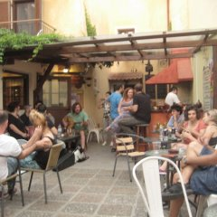 Отель Studios Arabas Греция, Салоники - отзывы, цены и фото номеров - забронировать отель Studios Arabas онлайн питание фото 2