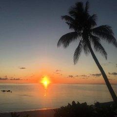Отель Sunrise Lagoon Homestay пляж фото 2