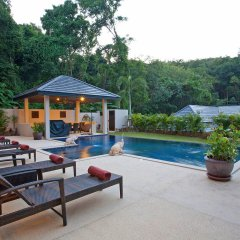 Отель Villa Pagarang бассейн