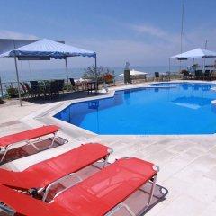 Отель Corfu Glyfada Menigos Resort бассейн фото 4
