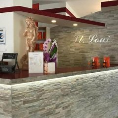 Отель Abano Hotel Verona Италия, Абано-Терме - отзывы, цены и фото номеров - забронировать отель Abano Hotel Verona онлайн интерьер отеля