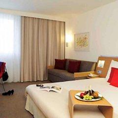 Отель Novotel Nuernberg Messezentrum комната для гостей фото 5