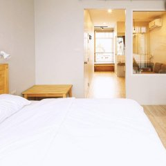 Отель Ekanake Hostel Таиланд, Бангкок - отзывы, цены и фото номеров - забронировать отель Ekanake Hostel онлайн комната для гостей фото 4