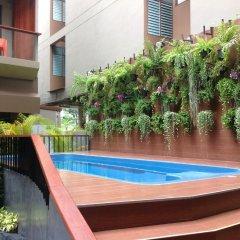 Отель Vela Bangkok Бангкок бассейн