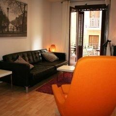 Апартаменты Avenida Apartments Tapioles II Барселона комната для гостей фото 4