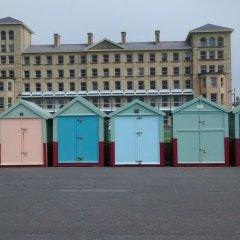 Отель Seafield House Великобритания, Хов - отзывы, цены и фото номеров - забронировать отель Seafield House онлайн парковка