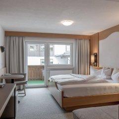 Отель Landhaus Sepp Santer комната для гостей фото 5