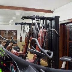 BON Hotel Abuja фитнесс-зал