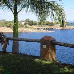 Отель Lake Kariba Inns пляж фото 2