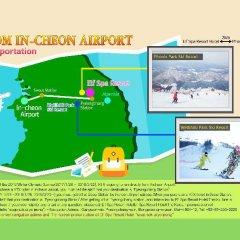 Отель Elf Pension Южная Корея, Пхёнчан - отзывы, цены и фото номеров - забронировать отель Elf Pension онлайн интерьер отеля