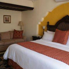 Отель La Casa De Los Arcos Сан-Педро-Сула комната для гостей фото 5
