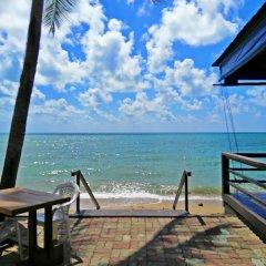 Отель Sand Sea Resort & Spa Самуи приотельная территория