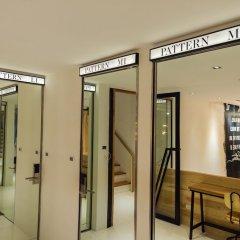 Отель The Pattern Boutique Hotel Таиланд, Бангкок - отзывы, цены и фото номеров - забронировать отель The Pattern Boutique Hotel онлайн интерьер отеля