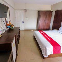 Отель Nida Rooms 597 Suan Luang Park Таиланд, Бангкок - отзывы, цены и фото номеров - забронировать отель Nida Rooms 597 Suan Luang Park онлайн комната для гостей фото 5