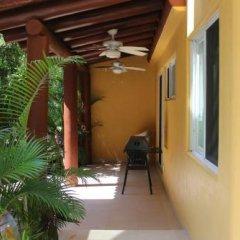 Отель Los Mangos Мексика, Сиуатанехо - отзывы, цены и фото номеров - забронировать отель Los Mangos онлайн балкон