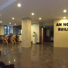 Отель An Nguyen Building интерьер отеля