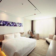 Lavande Hotel Jian Train Station Branch комната для гостей
