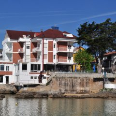 Отель BENIMAR Арнуэро приотельная территория фото 2