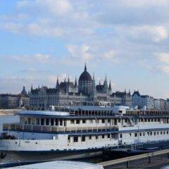 Отель Grand Jules Boat Будапешт пляж фото 2