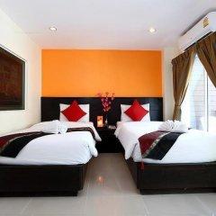 @Home Boutique Hotel Patong сейф в номере