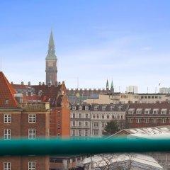 Отель Richmond Hotel Дания, Копенгаген - 1 отзыв об отеле, цены и фото номеров - забронировать отель Richmond Hotel онлайн приотельная территория