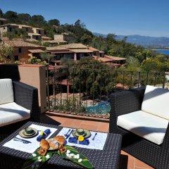 Отель Arbatax Park Resort Borgo Cala Moresca балкон