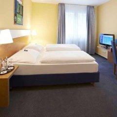 Отель GHOTEL hotel & living München – Zentrum Германия, Мюнхен - 1 отзыв об отеле, цены и фото номеров - забронировать отель GHOTEL hotel & living München – Zentrum онлайн комната для гостей фото 3
