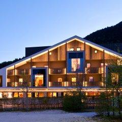 Отель Gasthof Kirchsteiger Горнолыжный курорт Ортлер вид на фасад фото 2