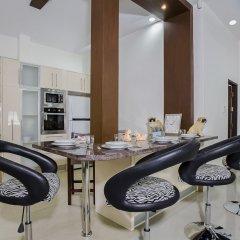 Отель Thammachat P1 Alese Pool Villa ванная фото 2