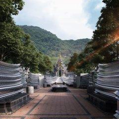 Отель Intercontinental Phuket Resort Таиланд, Камала Бич - отзывы, цены и фото номеров - забронировать отель Intercontinental Phuket Resort онлайн парковка