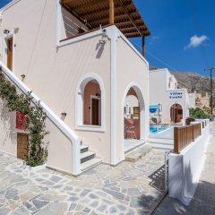 Отель Villa Voula Греция, Остров Санторини - отзывы, цены и фото номеров - забронировать отель Villa Voula онлайн фото 5