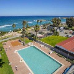 Отель Eternity Suite Кипр, Протарас - отзывы, цены и фото номеров - забронировать отель Eternity Suite онлайн пляж фото 2