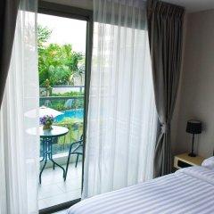 Отель Water Park Condominium by Able Estate Паттайя балкон